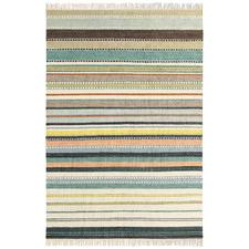 Splendid Kashba Hand-Woven Wool Rug