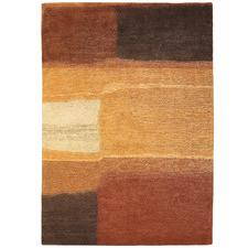Aquarel Yara Hand-Knotted Wool Rug
