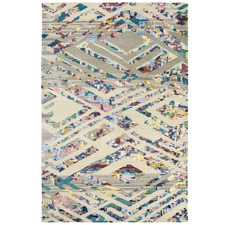 Summit Hand-Knotted Wool-Blend Rug