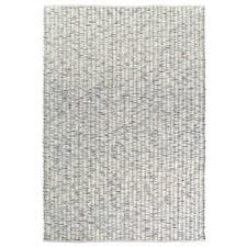 Mint Grain Hand-Woven Pure New Wool Rug