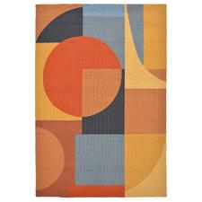 Multi-Colour Matisse Outdoor Rug
