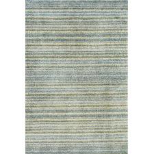 Pale Blue / Green Brindle Stripe Sea Rug