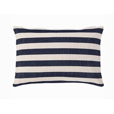 Trimaran Navy Pillow
