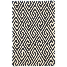 Fretwork Key Rug