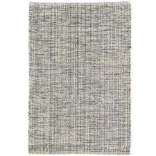 Marled Indigo Cotton Rug