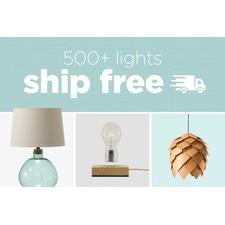 Free Shipping Lighting