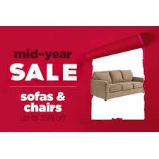 Sofas & Chairs On Sale