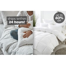Winter Bedding From $29.95