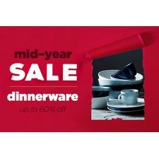 Dinnerware On Sale