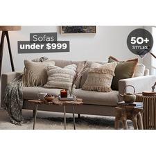 Sofas Under $999