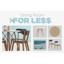 Dining Room For Less