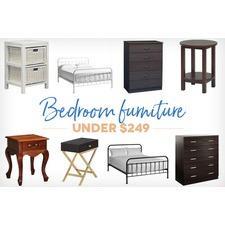 Bedroom Furniture Under $249