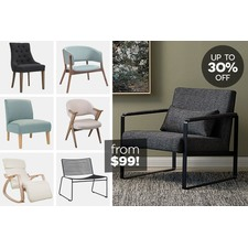 Arm Chairs Under $399
