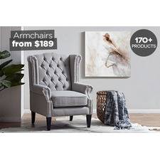 Tactile Trends Armchairs & Art