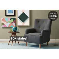 Accent Chairs Under $399
