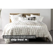 Linen House quilt cover sets ship free