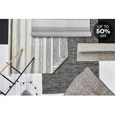 Cosy Nordic-style rugs