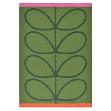 Seagrass Giant Linear Stem Outdoor Rug