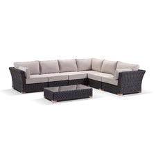 Coco 5 Seater Corner Modular Outdoor Sofa Set