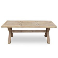 Layla Outdoor Teak Dining Table