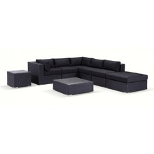 5 Seater California Outdoor Modular Corner Lounge Set