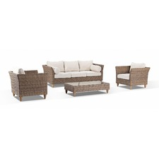 Harper 5 Seater Outdoor Lounge Set
