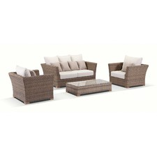 Coco 4 Seater Outdoor Lounge Set