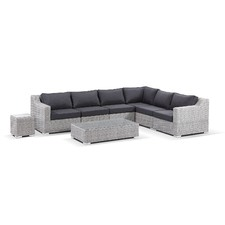 Milano 5 Seater Outdoor Modular Lounge Set