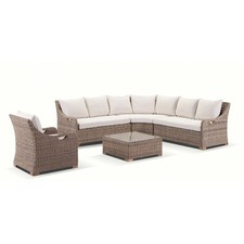 Randwick 6 Seater Corner Lounge Set