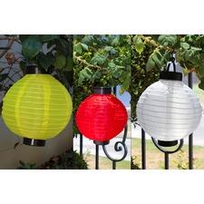 Solar Lamp Lantern (Set of 4)