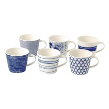 Royal Doulton Pacific Mug Set 6