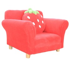 Strawberry Armchair