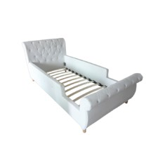 Single PU Bed