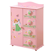 All 4 Kids Olivia The Fairy Chest of Drawers