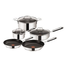 8 Piece Jamie Oliver Stainless Steel Cookware Set