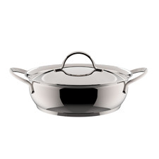 Tefal Lagostina Armonia 26cm Stainless Steel Shallow Pan