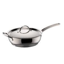 Tefal Lagostina Armonia 26cm Stainless Steel Sauté Pan