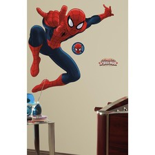 Ultimate Spiderman Peel & Stick Wall Decals