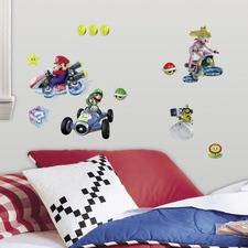 Mario Kart 8 Wall Decals