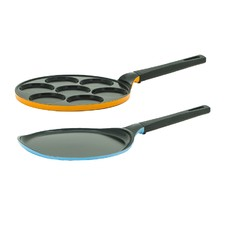 Set of 2 Family Plus Crepe & Pancake Pans