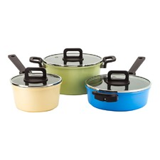 3 Piece Philos Cookware Set