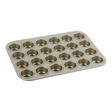 Large Eat Bake Taste Mini Muffin Tray