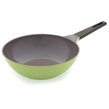 Nature+ Green Apple 30cm Induction Wok