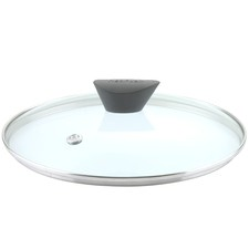 20cm Tempered Glass Saucepan Lid