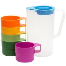 Droplet Picnic Jug & Cup Set