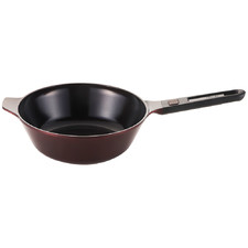 Red Ruby My Pan 28cm Induction Wok