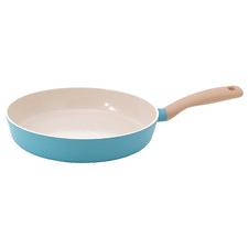 Retro Mint 28cm Induction Fry Pan