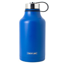 Blue All Day Double Wall 2L Water Bottle