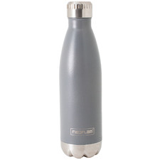 Grey Classic 500ml Stainless Steel Bottle