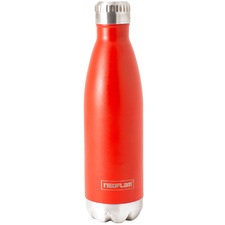 Red Classic 500ml Stainless Steel Bottle